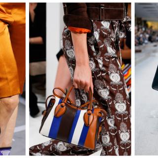 Модели сумок сезона - весна - лето 2019 года - фото
