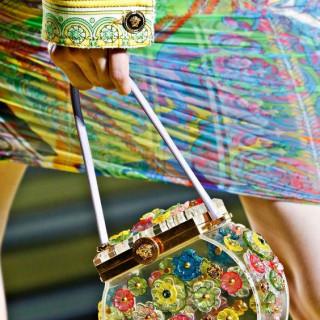 Фотография сумки с модного показа 2019 года