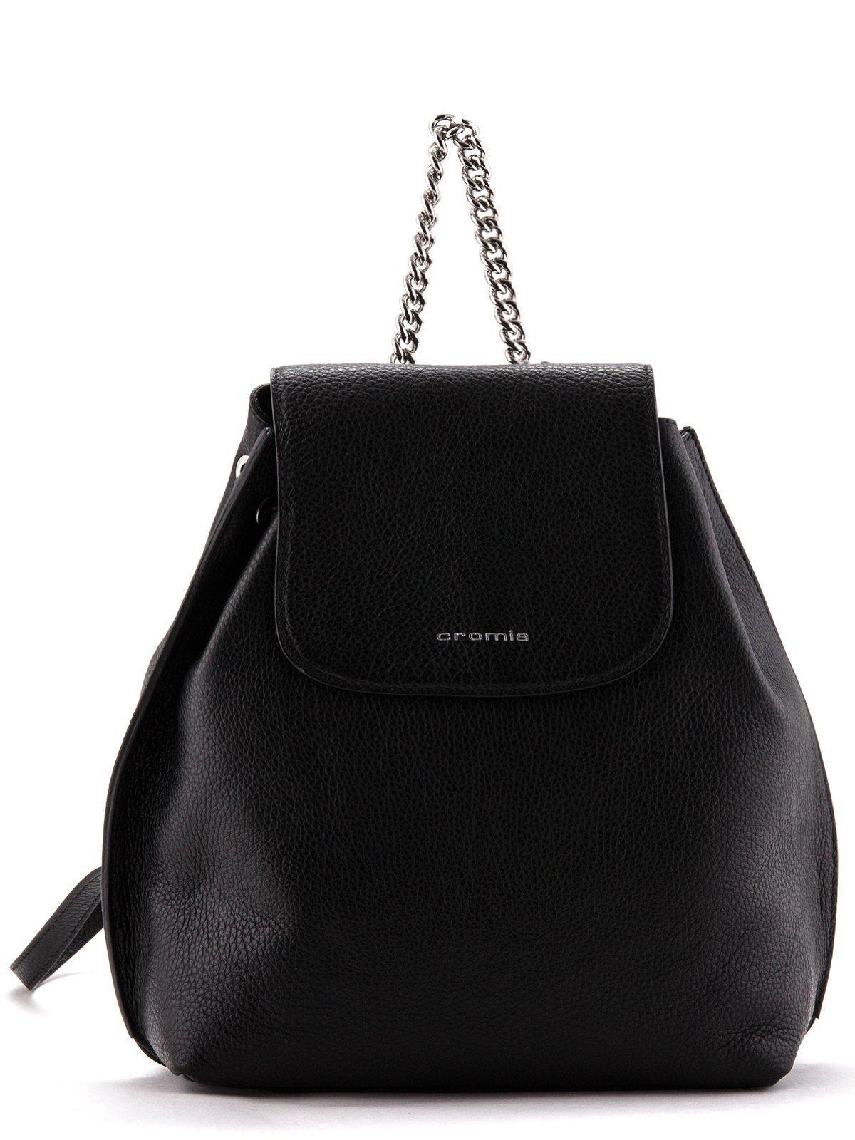 b8efb3e90548 Чёрный рюкзак Cromia купить по цене 16990 руб. ☛ (артикул ...