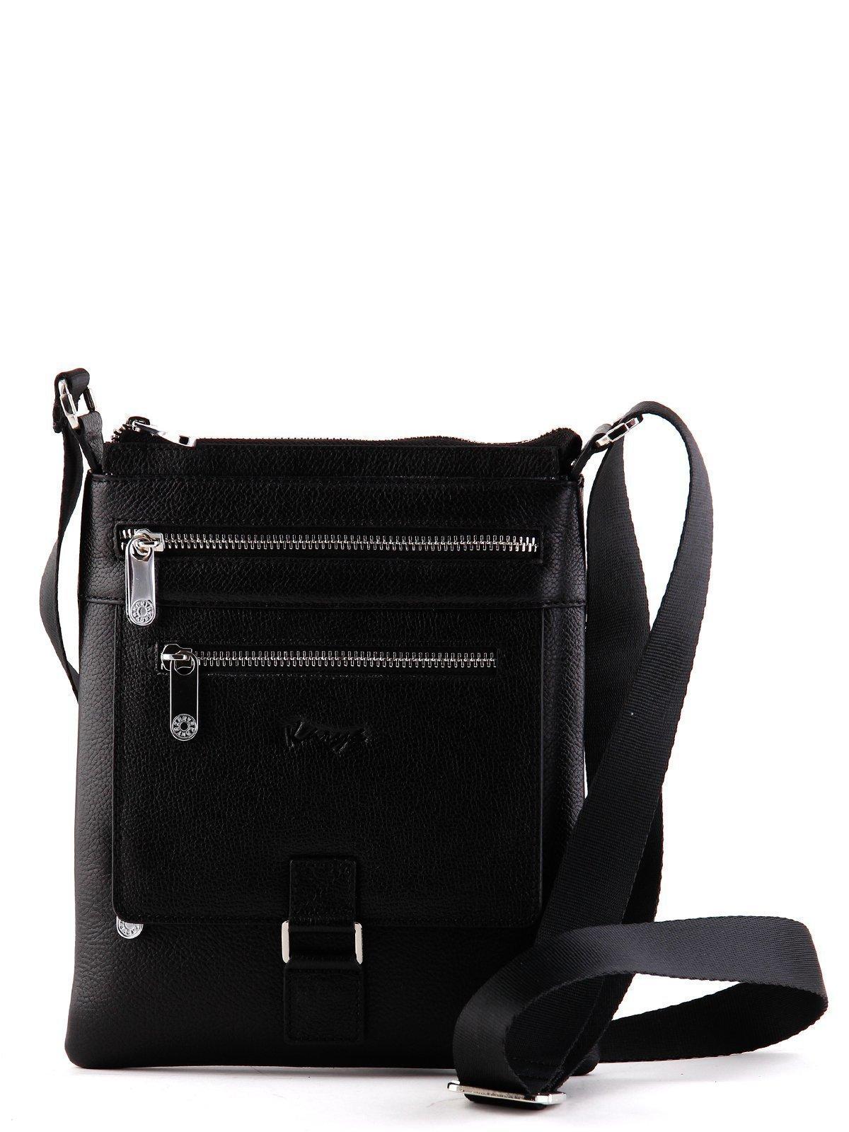 caad89e47f61 Чёрная сумка планшет Karya