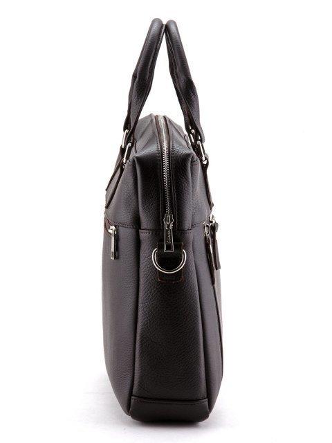 Коричневая сумка классическая S.Lavia (Славия) - артикул: 0016 12 12 - ракурс 2