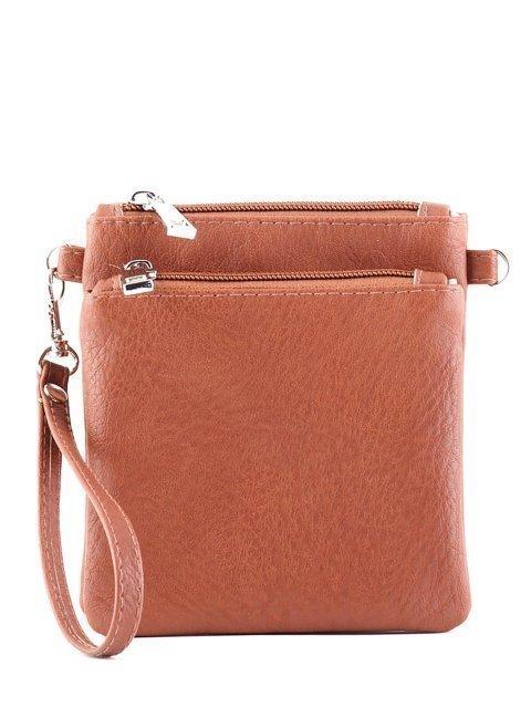 Рыжая сумка планшет S.Lavia - 790.00 руб