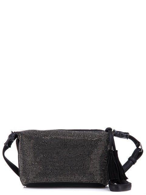 Чёрная сумка планшет Polina - 1436.00 руб
