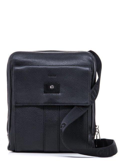 Чёрная сумка планшет Giudi - 9443.00 руб
