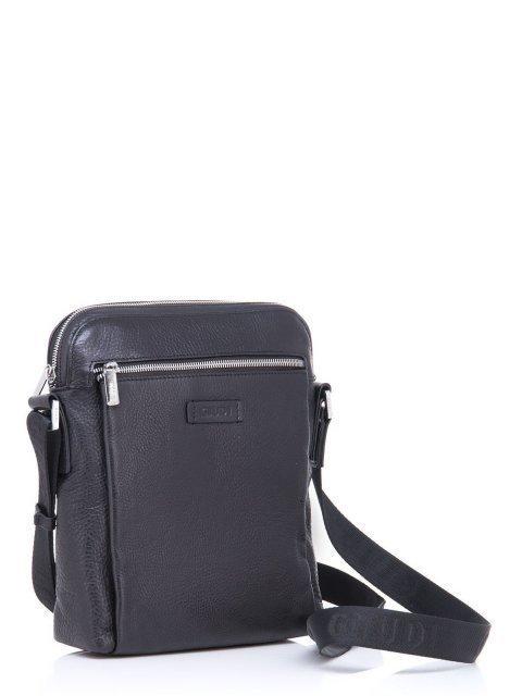Чёрная сумка планшет Giudi (Джуди) - артикул: К0000030720 - ракурс 1