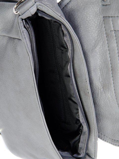 Серый портфель S.Lavia (Славия) - артикул: 277 601 51 - ракурс 7