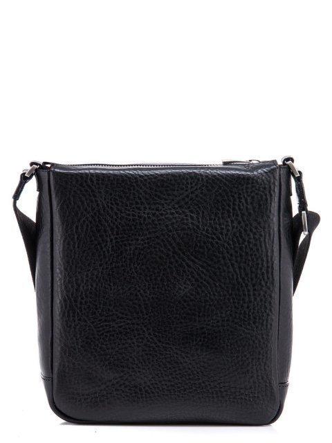 Чёрная сумка планшет CHIARUGI (Кьяруджи) - артикул: К0000031342 - ракурс 3