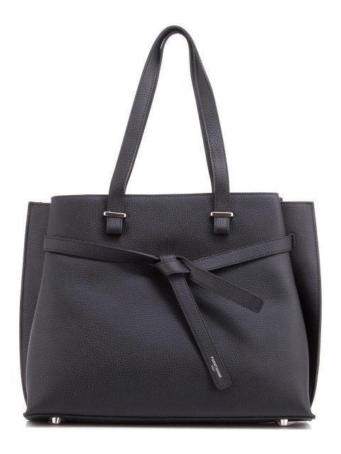 Чёрная сумка классическая FORSTMANN - 4683.00 руб