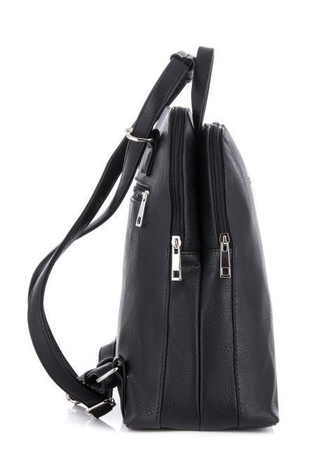 Чёрный рюкзак S.Lavia (Славия) - артикул: 965 598 01 - ракурс 2