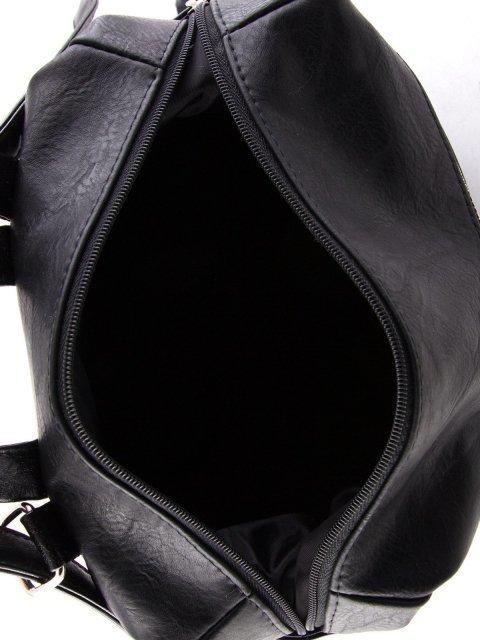 Чёрный рюкзак S.Lavia (Славия) - артикул: 868 512 01 - ракурс 5