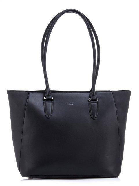 Чёрная сумка классическая David Jones - 995.00 руб