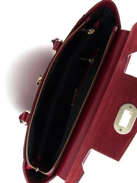 Красная сумка классическая Ripani (Рипани) - артикул: К0000022949 - ракурс 5