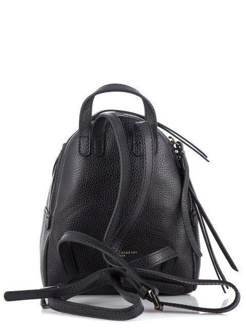 Чёрный рюкзак Gianni Chiarini (Джанни Кьярини) - артикул: К0000033585 - ракурс 3