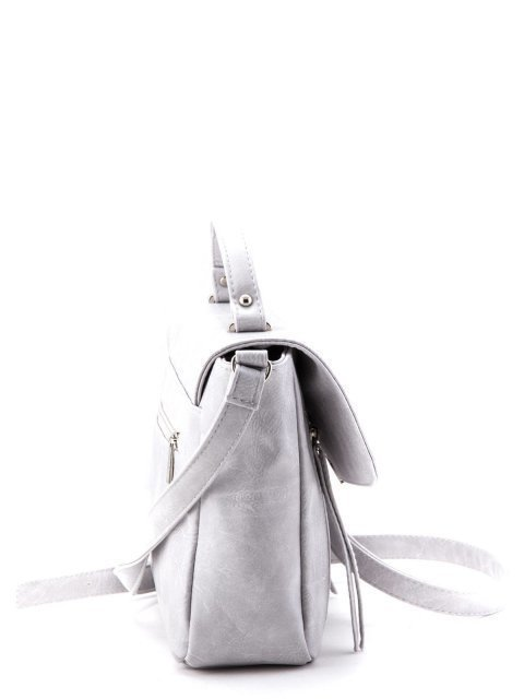 Серый портфель S.Lavia (Славия) - артикул: 866 512 54 - ракурс 2