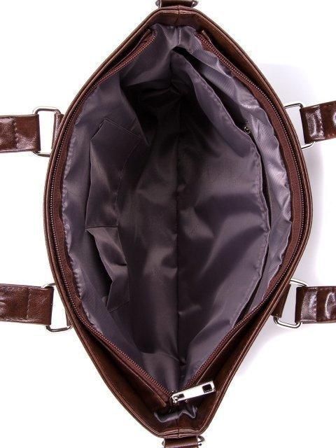Коричневая сумка классическая S.Lavia (Славия) - артикул: 355 048 02 - ракурс 4