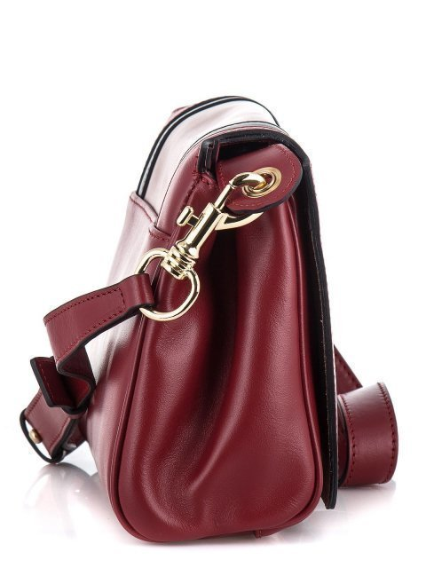 Красная сумка планшет Gianni Chiarini (Джанни Кьярини) - артикул: К0000033622 - ракурс 2