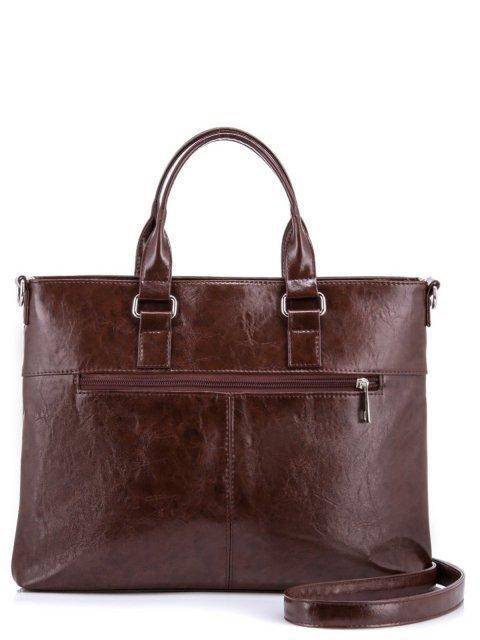 Коричневая сумка классическая S.Lavia (Славия) - артикул: 355 048 02 - ракурс 3