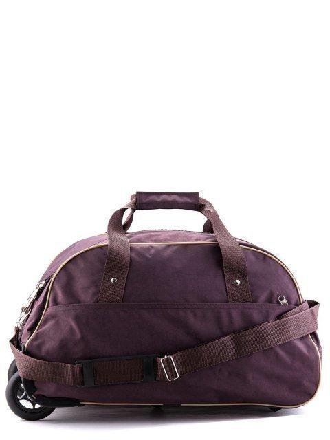 Коричневый чемодан Lbags - 2390.00 руб