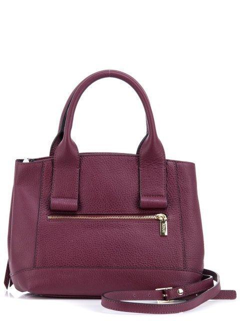 Бордовая сумка классическая Ripani (Рипани) - артикул: К0000032559 - ракурс 3
