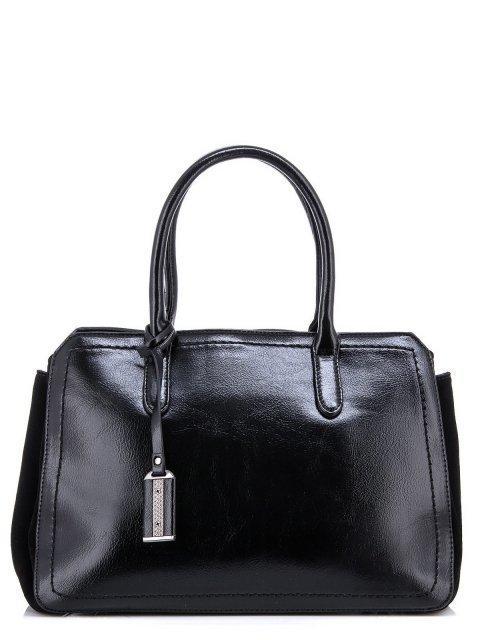 Чёрная сумка классическая Polina - 1895.00 руб