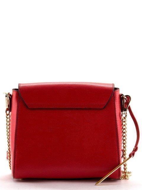 Красная сумка планшет Cromia (Кромиа) - артикул: К0000028492 - ракурс 4