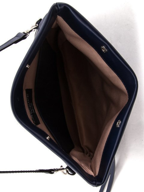 Синяя сумка планшет Gianni Chiarini (Джанни Кьярини) - артикул: К0000029341 - ракурс 4