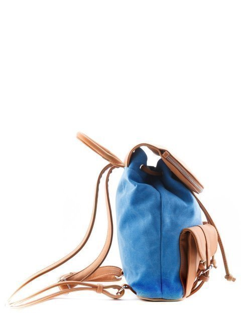 Синий рюкзак S.Lavia (Славия) - артикул: 837 014.70 - ракурс 3