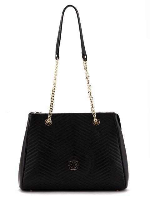 Чёрная сумка классическая Ripani - 11880.00 руб