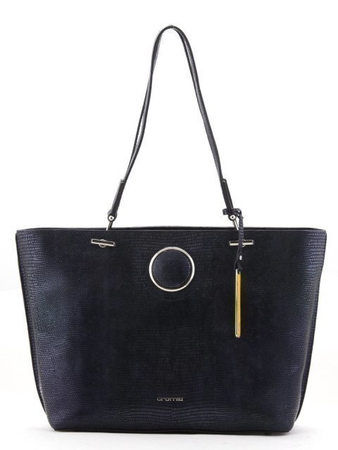Синий шоппер Cromia - 8275.00 руб