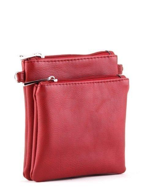 Красная сумка планшет S.Lavia (Славия) - артикул: 893 33 04 - ракурс 1