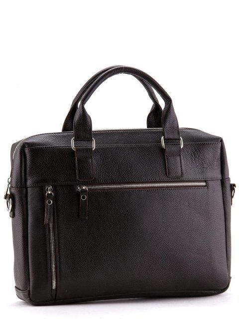 Коричневая сумка классическая S.Lavia (Славия) - артикул: 0016 12 12 - ракурс 1