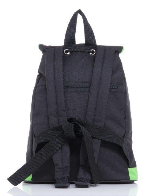 Зелёный рюкзак Lbags (Эльбэгс) - артикул: К0000030344 - ракурс 3