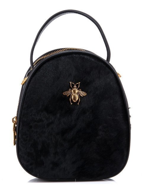 Чёрная сумка планшет Angelo Bianco - 1434.00 руб
