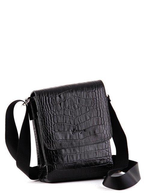 Чёрная сумка планшет Karya (Кария) - артикул: К0000024793 - ракурс 1