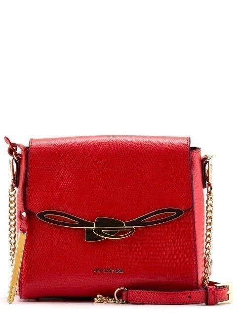 Красная сумка планшет Cromia - 7740.00 руб