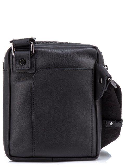 Чёрная сумка планшет Ripani (Рипани) - артикул: К0000033168 - ракурс 3