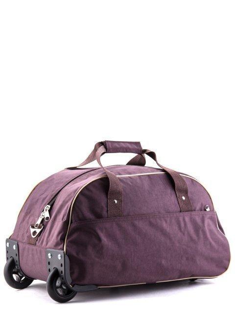 Коричневый чемодан Lbags (Эльбэгс) - артикул: К0000015919 - ракурс 1
