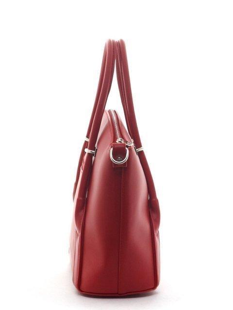 Красная сумка классическая S.Lavia (Славия) - артикул: 808 635 04 - ракурс 2