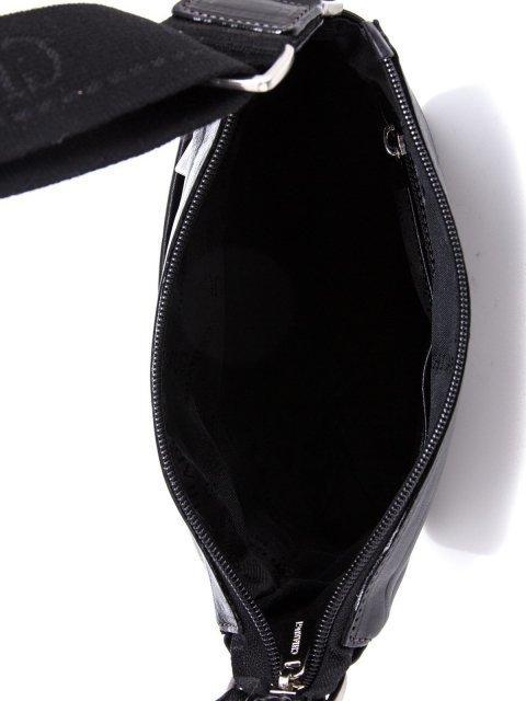 Чёрная сумка планшет CHIARUGI (Кьяруджи) - артикул: К0000031344 - ракурс 4