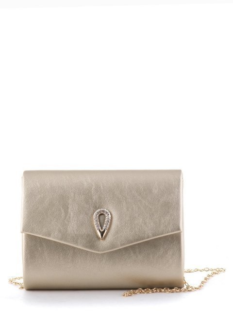 Золотая сумка планшет Angelo Bianco - 516.00 руб