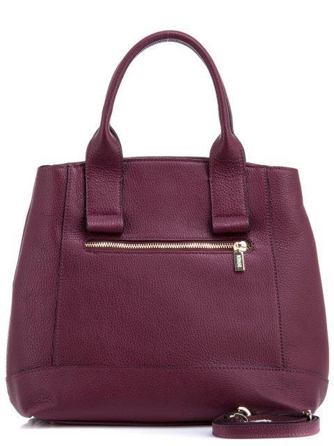 Бордовая сумка классическая Ripani (Рипани) - артикул: К0000032606 - ракурс 3