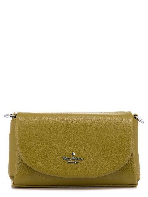 Жёлтая сумка планшет Fabbiano - 1808.00 руб