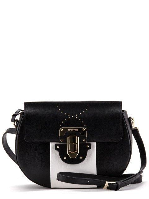 Чёрная сумка планшет Cromia - 8520.00 руб
