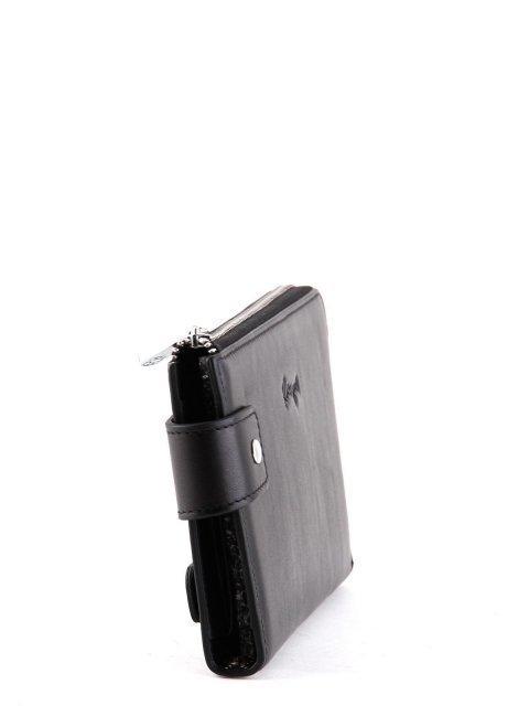 Чёрная сумка планшет Karya (Кария) - артикул: К0000024777 - ракурс 2