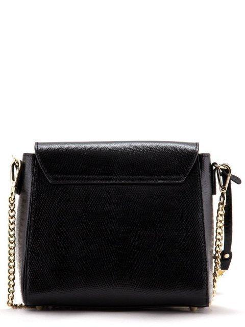 Чёрная сумка планшет Cromia (Кромиа) - артикул: К0000028567 - ракурс 4
