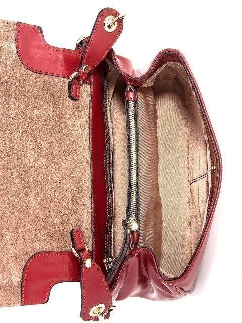 Красный кросс-боди Gianni Chiarini (Джанни Кьярини) - артикул: К0000033651 - ракурс 4
