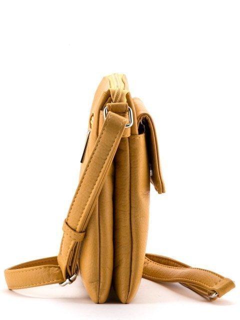 Жёлтая сумка планшет S.Lavia (Славия) - артикул: 907 601 23 - ракурс 2