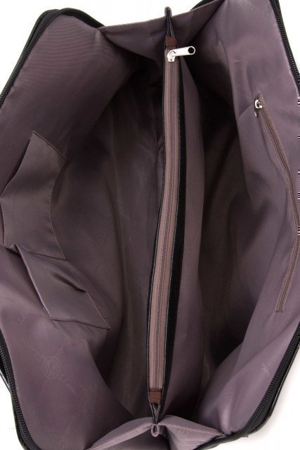 Чёрная сумка классическая S.Lavia (Славия) - артикул: 484 048 01 - ракурс 4