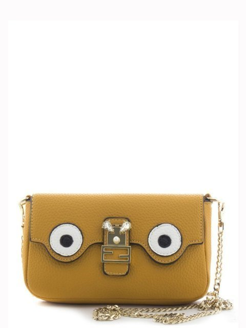 Жёлтая сумка планшет LULUMINA - 537.00 руб