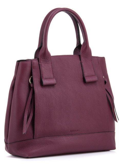 Бордовая сумка классическая Ripani (Рипани) - артикул: К0000032606 - ракурс 1